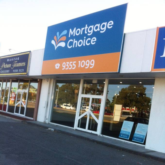 Mortgage Choice banner